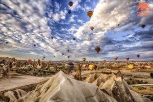 Sıcak Hava Balonu 15