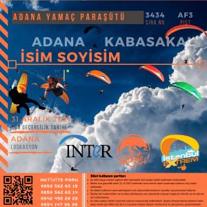 Adana-Yamac-Parasutu