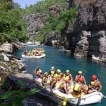 Antalya Manavgat Çayı Rafting