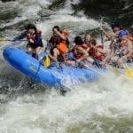 Rize İkiz Dere Nehri Rafting
