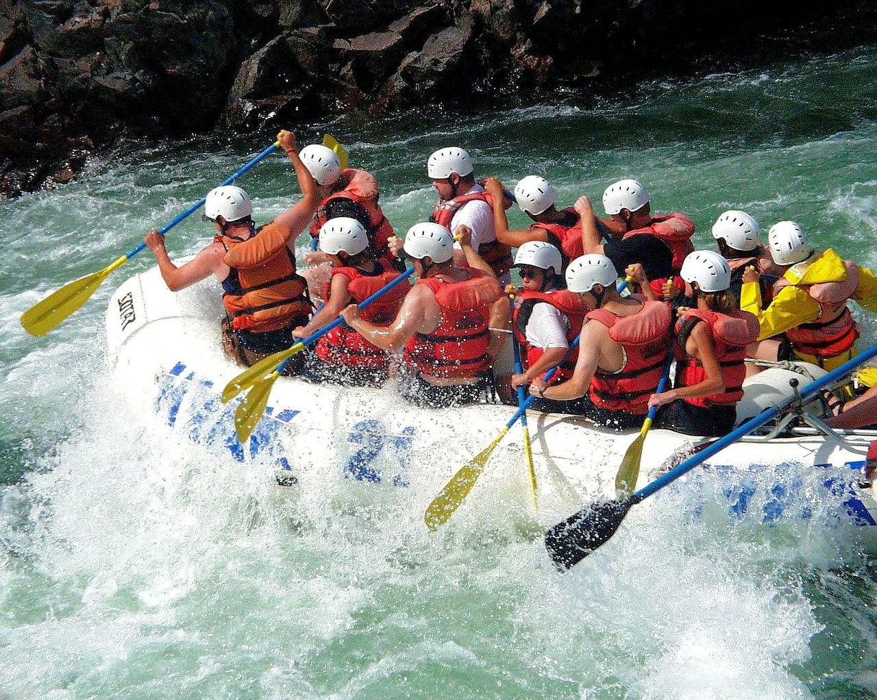 Denizli Bekili Deresi Rafting