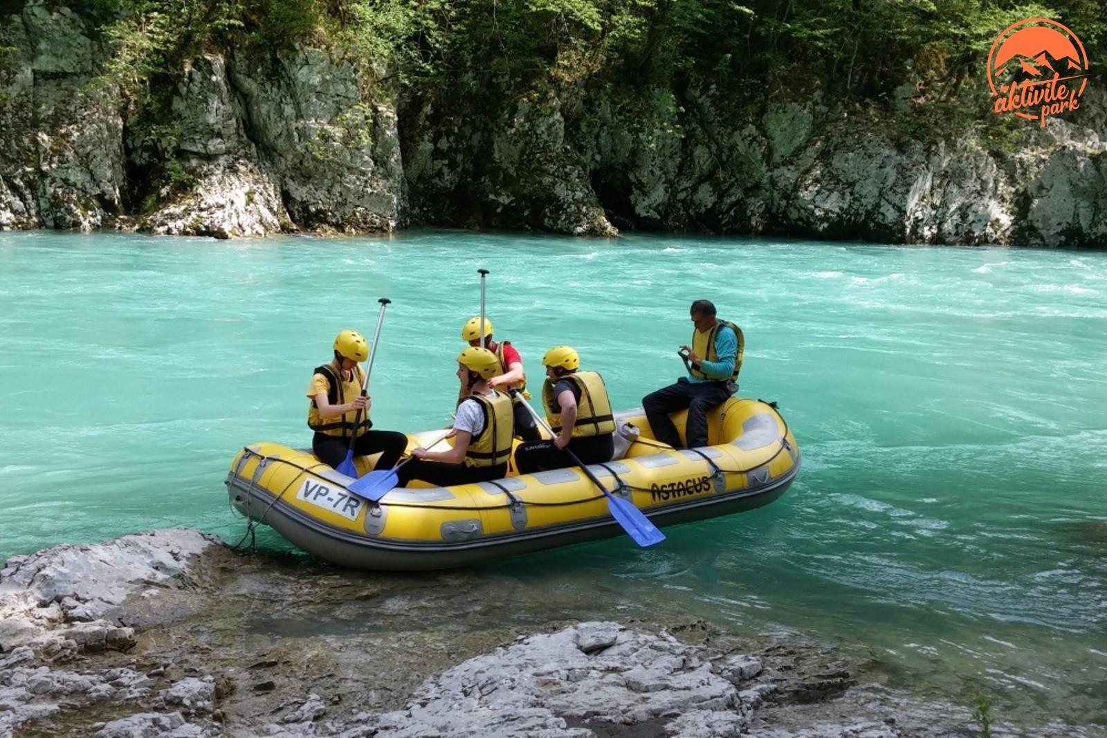 Aksaray Rafting