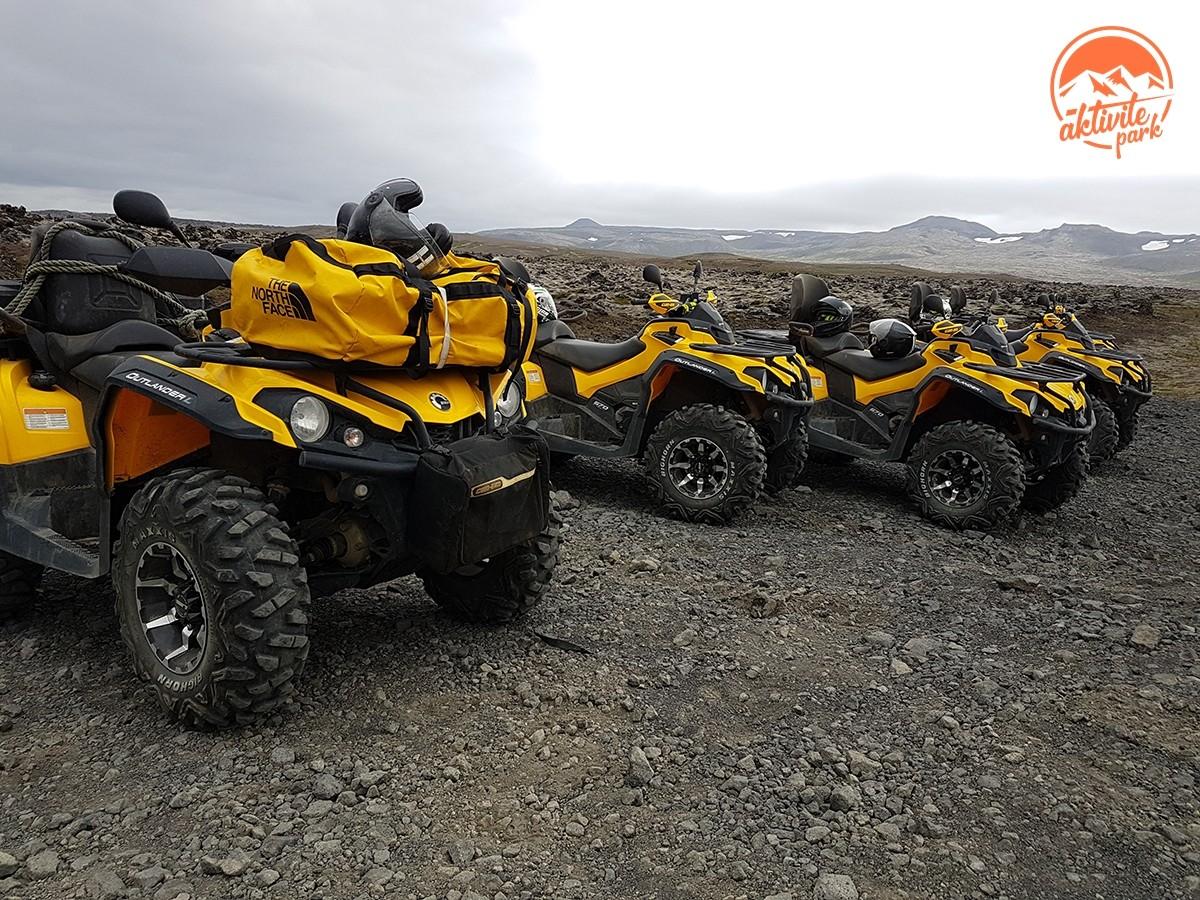 Uludağ ATV Safari 1