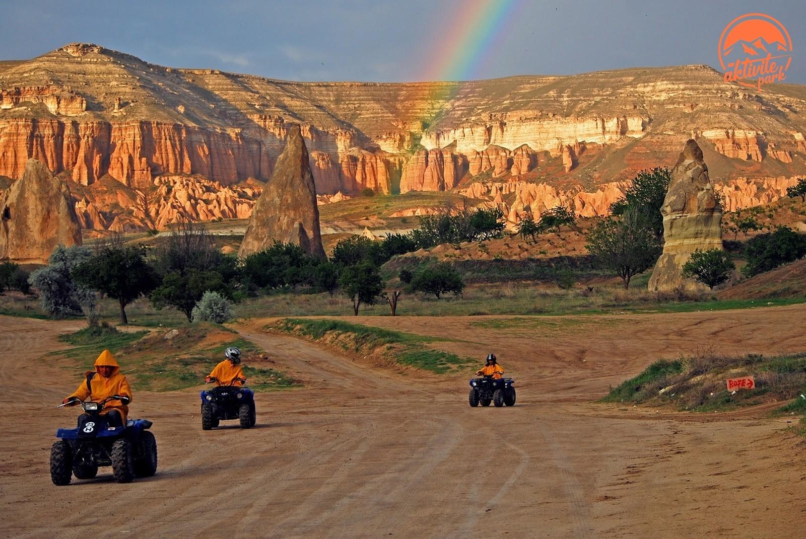 Kapadokya Atv Safari
