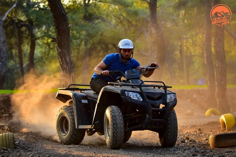 Amasya ATV Safari