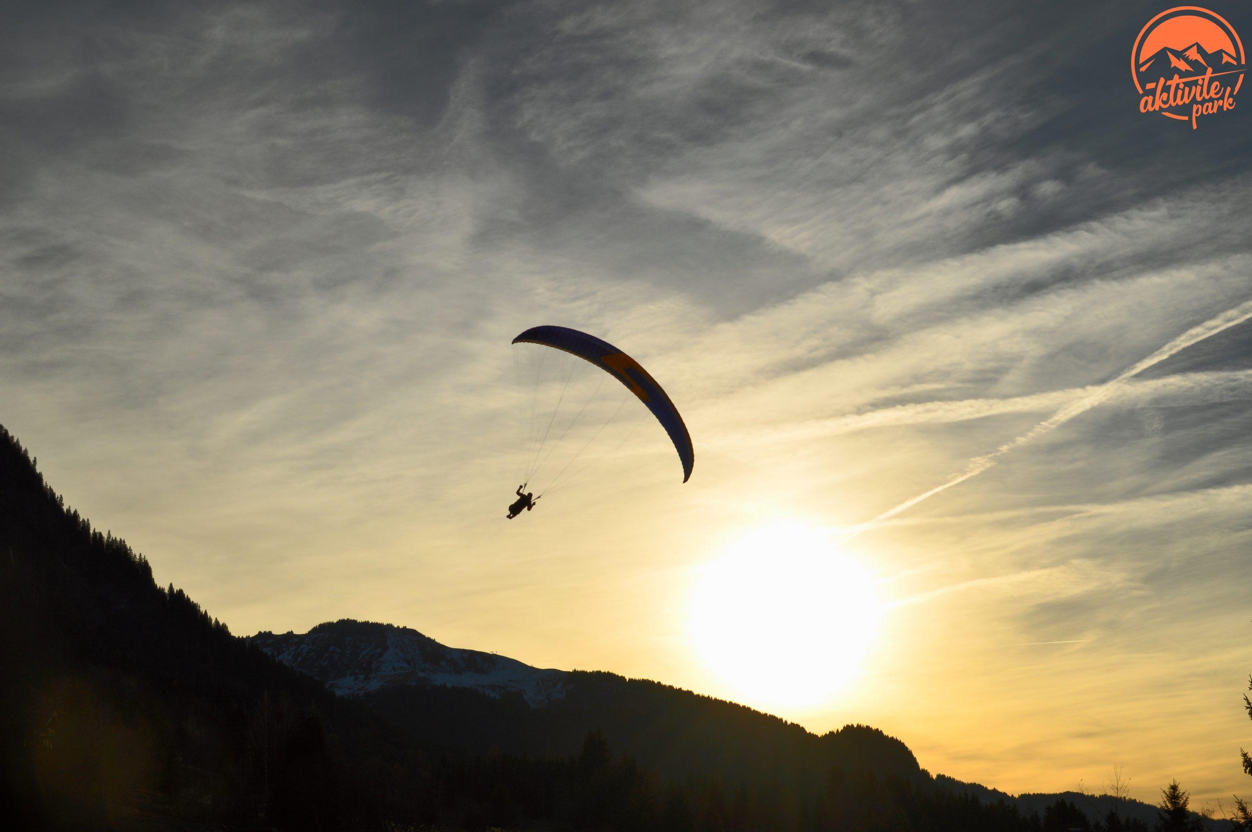 Bitlis Yamaç Paraşütü